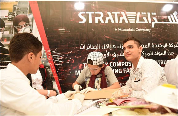 Strata Continues to Invest in UAE Youth Innovation and Empowerment