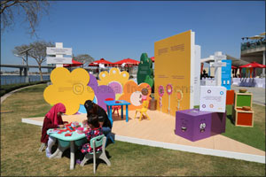Dubai Cares highlights learning through play at Emirates Literature Festival 2019