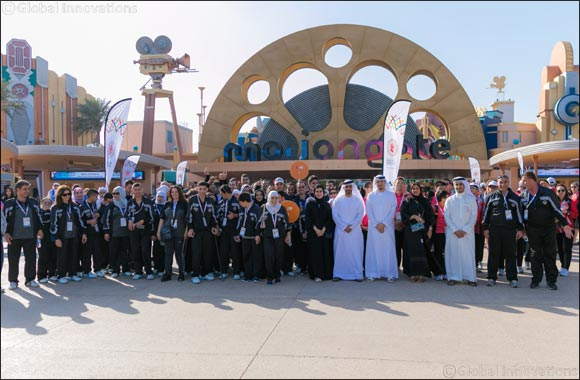 Dubai Parks and Resorts hosts heroes from Special Olympics at MOTIONGATE™ Dubai