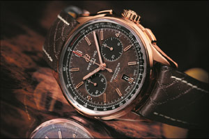 Bentley Centenary Watch Celebrates a Proud Partnership