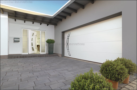 Hormann introduces energy saving LPU 67 thermo garage doors for homes