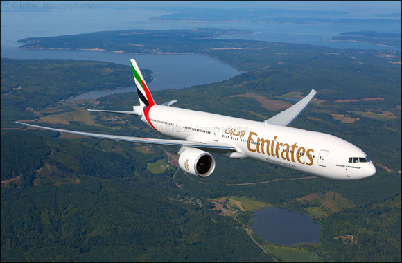 Emirates to launch second daily flight to London Stansted