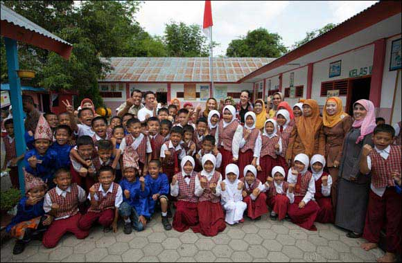 Dubai Cares announces two Education in Emergencies programs in Iraq and Indonesia at DIHAD