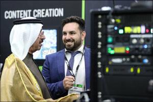 His Highness Sheikh Hasher Bin Maktoum Al Maktoum, Director General of Dubai Department of Informati ...