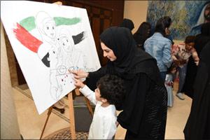 Dubai Customs celebrates the Emirati Children's Day