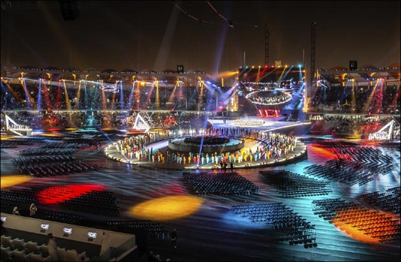 Electrifying and Inspiring Opening Ceremony Signals Start of Special Olympics World Games Abu Dhabi in Breathtaking Style