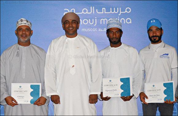 Al Mouj Marina recognizes top SMEs
