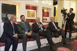 �The Majlis � Cultures in Dialogue� waves off at Institut du monde arabe with inspiring dialogue on  ...