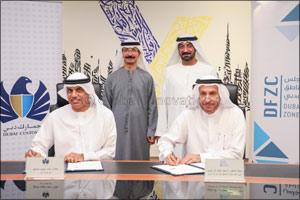 Dubai Customs inks �Virtual Stock Guarantee� MoU with Dubai Free Zones Council