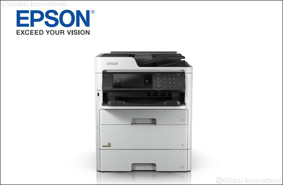 Epson's latest A4 business inkjets help businesses print more for less