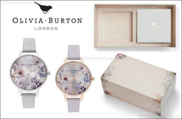 Olivia Burton presents Sunlight Florals/Mothers and daughters collection