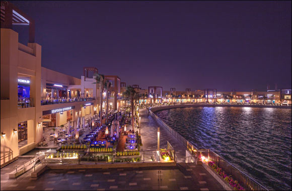 Go restaurant-hopping with the girls at new Ladies Night at The Pointe at Palm Jumeirah