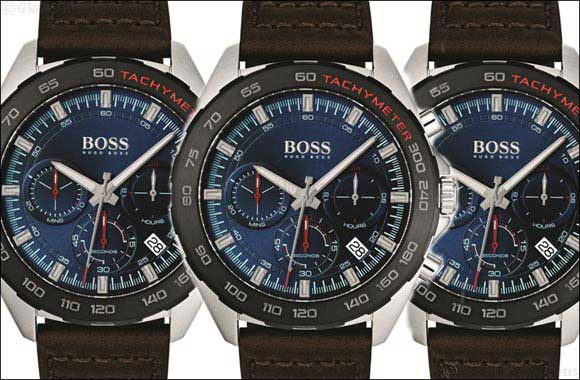 HUGO BOSS Watches INTENSITY Collection