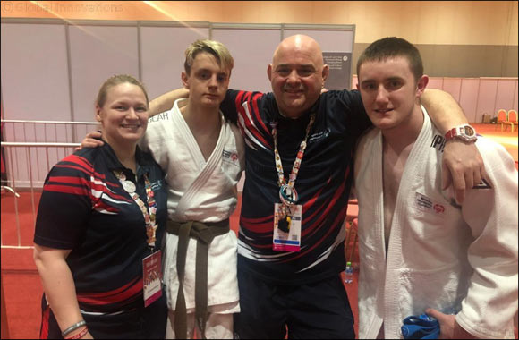 Smiles, and Medals, All Round After Double Success for Team GB Siblings at World Games
