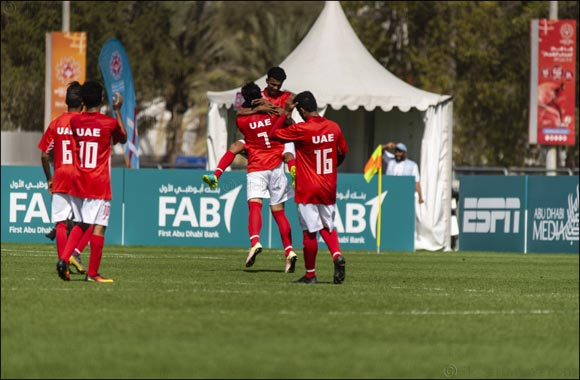 UAE Football Team Secures Another Victory at World Games