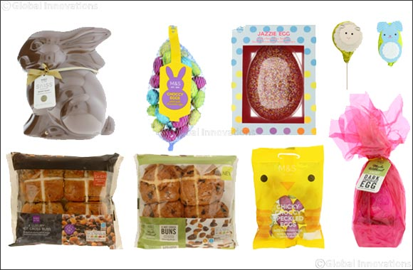 Easter Favourites from Marks & Spencer