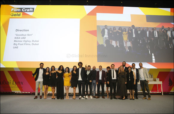 IKEA wins big at Dubai Lynx Awards 2019