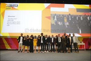 IKEA wins big at Dubai Lynx Awards 2019