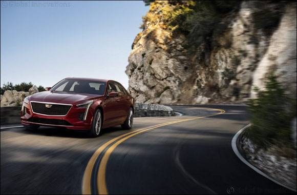 New 2019 Cadillac CT6 makes its Middle East debut