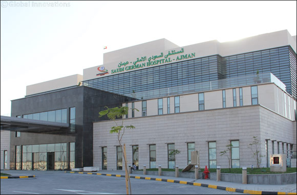 Saudi German Hospital to open Dhs 300 million facility in Ajman