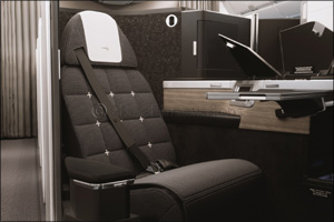 British Airways welcome its new A350 aircraft and unveils its new business class Club Suite