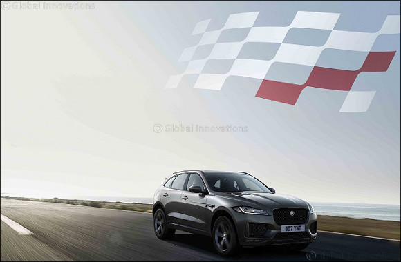 Jaguar F-Pace: 300 Sport and Chequered Flag Special Editions  Join Award-winning Range