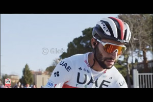 UAE Team Emirates Opts for Power as Gaviria and Kristoff Top Line-up for Milan-Sanremo