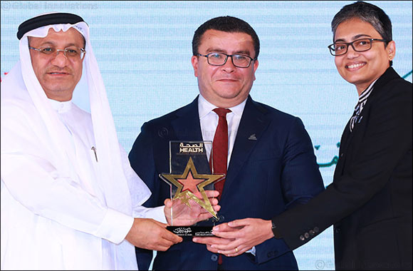 Oman Insurance Company wins Medical Insurance Company of the Year at 2019 Annual Health Awards