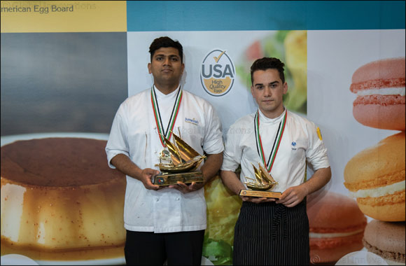 Top Chefs recognized by American Egg Board at ExpoCulinaire