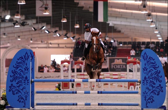 This Weekend Sees Abu Dhabi Host Week 13 of Show Jumping Competitions