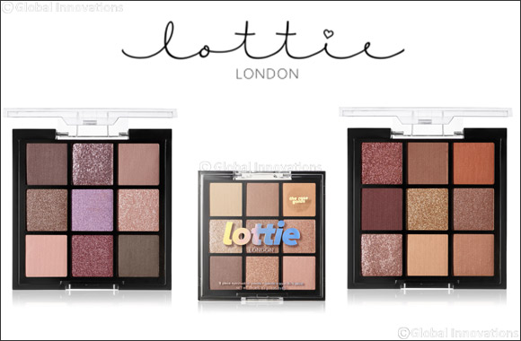 Step up your make-up game for Spring/Summer '19 with Lottie