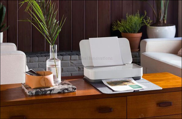 Meet HP Tango! The Home Printer Reinvented