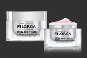 NCEF-NIGHT MASK � FILORGA's NEW miracle sleep  mask for tired skin