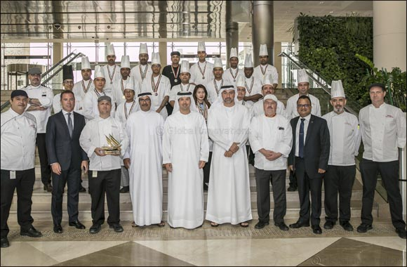 Hospitality by DWTC Awarded 34 Medals at  Expo Culinaire 2019