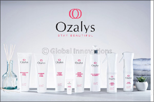 Ozalys is launching the first professional range of products and spa treatments for women affected b ...