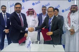 alfanar and Huawei partner to bring greener power solutions to Saudi Arabia