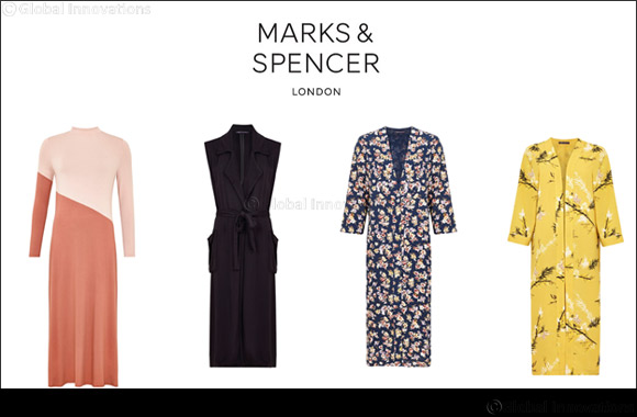 Marks & Spencer unveils the SS19 Modest Collection