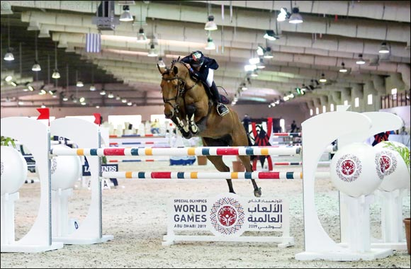 Conclusion of Sultan bin Zayed Show Jumping Championship
