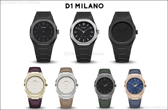 Italian Wonder D1 Milano Announces New Releases at Baselworld 2019