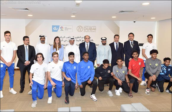Dubai Sports Council and du LaLiga launch new initiative to power development  of Dubai's top Emirati football talents