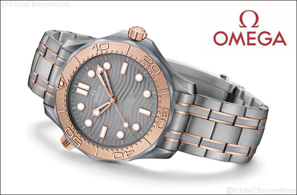 OMEGA releases the Seamaster Diver 300M Titanium Tantalum Limited Edition