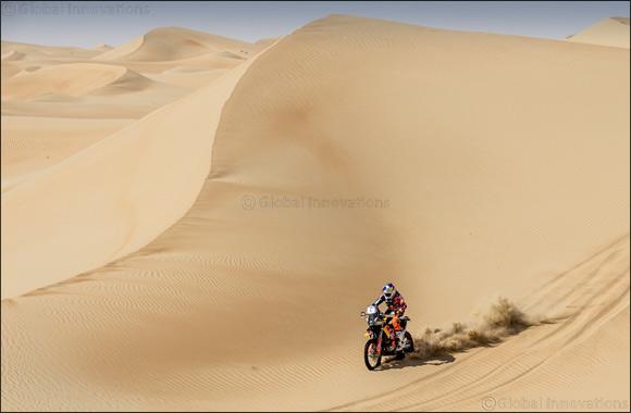 Arab Stars Battle Odds in Desert Challenge