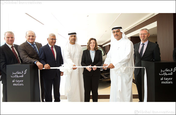 Al Tayer Motors Opens World's Largest Lincoln Vitrine Facility