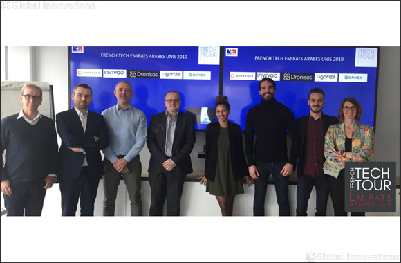 FRENCH TECH TOUR from April 1 to 3, 2019 In the United Arab Emirates
