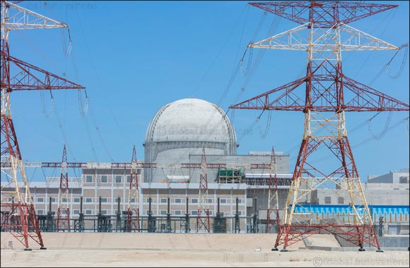 Next Stage of Testing Completed at Unit 2 of Barakah Nuclear Energy Plant