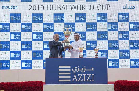 Azizi Developments ramps up action as Partner of Dubai World Cup 2019