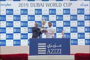 Azizi Developments ramps up action as Partner of Dubai World Cup 2019