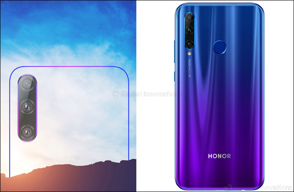 The Upcoming HONOR 10i to Introduce the Triple Camera to Upgrade the Photography Game of the Youth in the Middle East