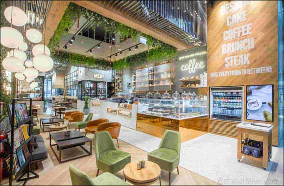 Jones the Grocer Announces New Outlet at Dubai Mall in Partnership with Al-Futtaim