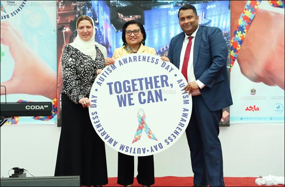 Mushrif Mall initiates an immersive Autism Awareness campaign
